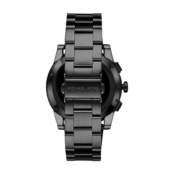 Kors Digital Hombre Inoxidable Acero Reloj Correa Michael De Mkt5029 Con En YbI76vfgy