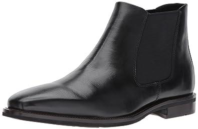 ECCO Faro Plain Toe Leather Chelsea Boot QMmJX4b
