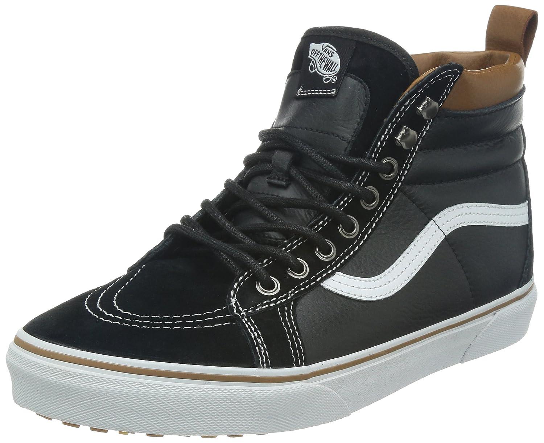Vans Sk8-hi MTE, Unisex-Erwachsene Hohe Sneakers (schwarz/True Schwarz (schwarz/True Sneakers Weiß) 6d3297