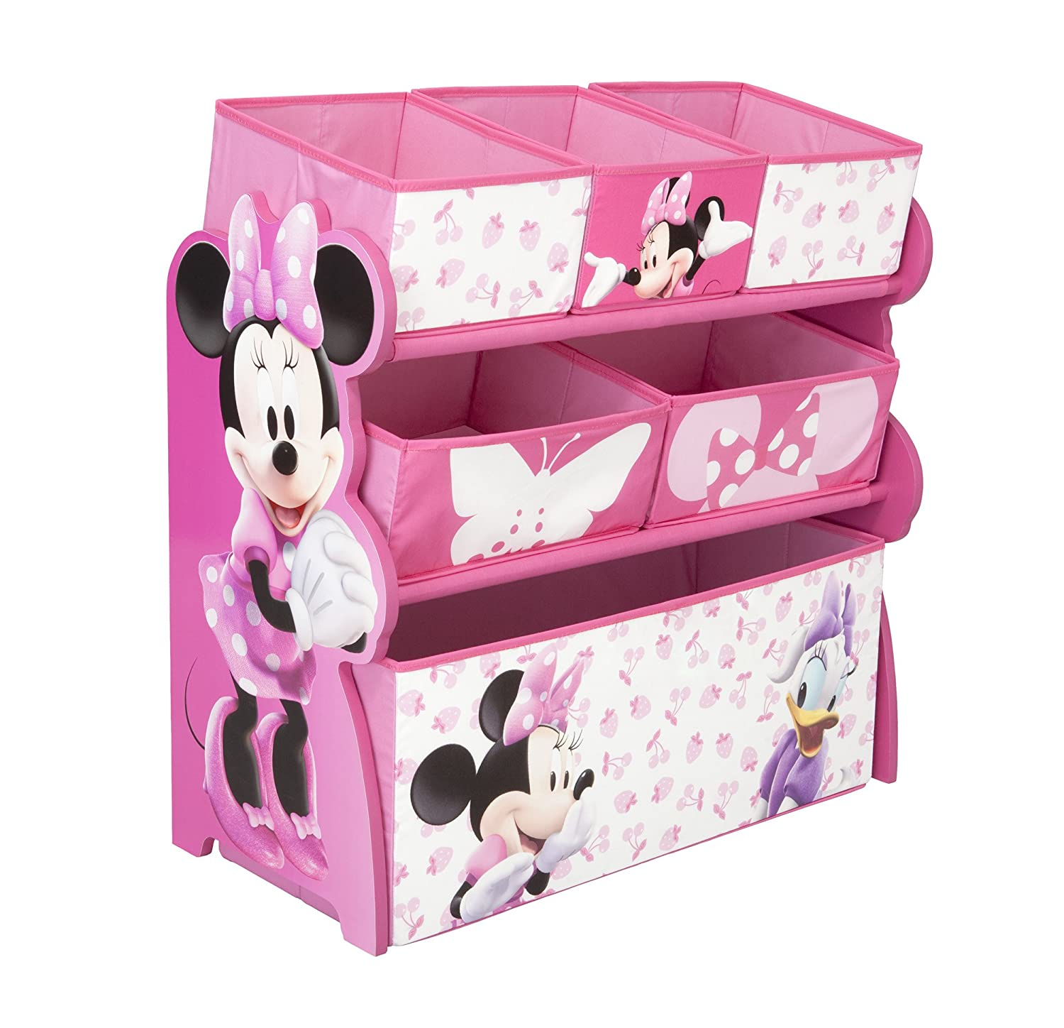 Disney Frozen Multi-Bin Toy Organizer Delta Children TB84986FZ