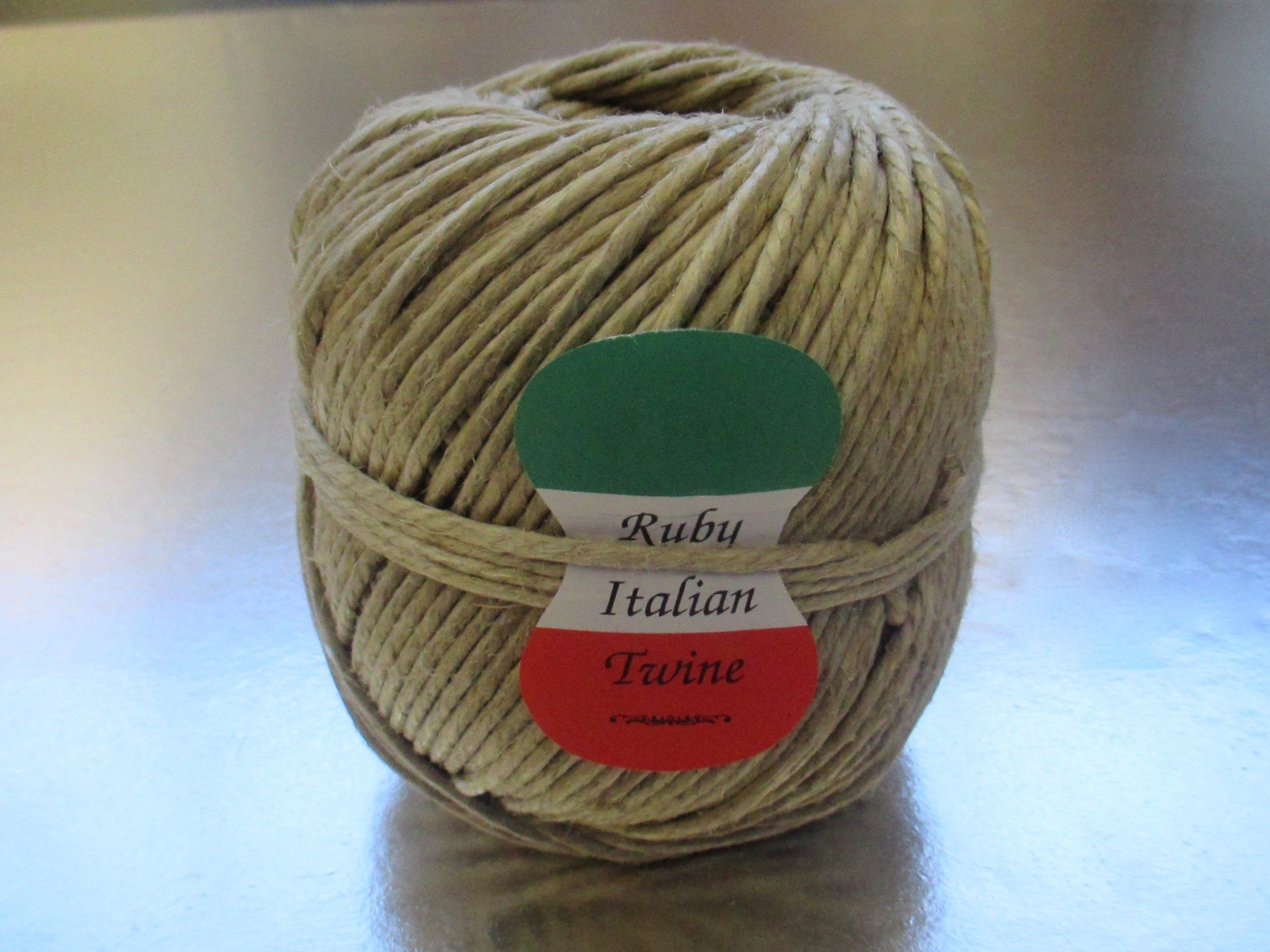 ITALIAN RUBY Twine Ball by ITALIAN RUBY