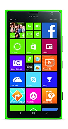 Nokia Lumia 1520 to be re-launched by AT&T with Windows Phone 8.1 ...