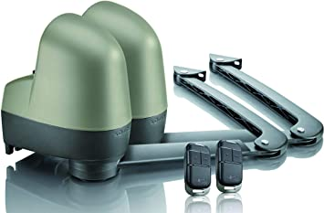 Somfy 2400853 - Motor para puerta batiente SGA 4100 de garajes con brazos articulados para automatización, compatible con Tahoma: Amazon.es: Bricolaje y herramientas