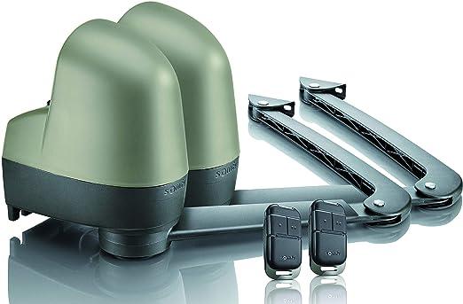 Somfy 2400853 - Motor para puerta batiente SGA 4100 de garajes ...