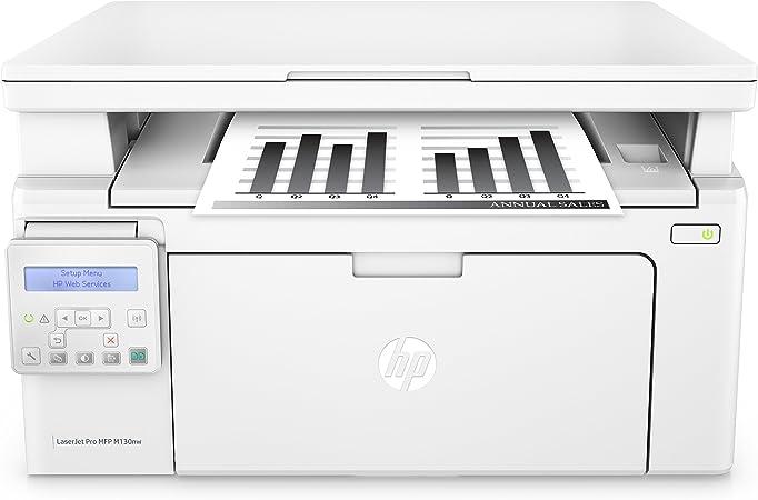 Hp Laserjet Pro M130nw Laserdrucker Multifunktionsgerät Computer Zubehör
