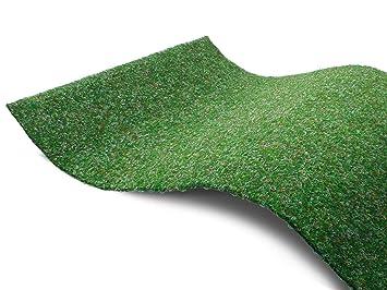 Tapis Gazon Artificiel Green Avec Picots De Drainage Vert 1 33m X 6 00m Tapis Type Gazon Synthétique Au Mètre Moquette D Extérieur Balcon