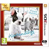 Selects Nintendogs + Cats (French Bulldog + New Friends) (Nintendo 3DS)
