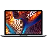 Apple MacBook Pro 2019 Model (13-Inch, Intel Core i5, 2.4Ghz, 8GB, 256GB, Touch Bar, 4 Thunderbolt3 Ports, MV962), Eng KB, Space Grey