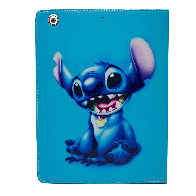 I-CHOOSE LIMITED Apple iPad Mini 1,2,3 Folio Lilo /& Stitch Case//Protective PU Leather Smart Flip Cover//Quote