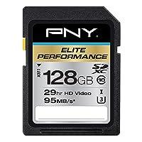 Deals on PNY Elite Performance 128 GB High Speed SDXC Class 10