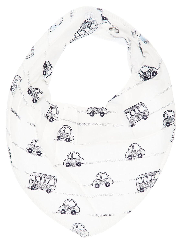 NAME IT Baby Dreieckstuch Jungen Schal Sabbertuch Zahntuch Jungen (0 -24 Monate)