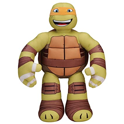 Teenage Mutant Ninja Turtles Half Shell Heroes Ninja Practice Pal Mike
