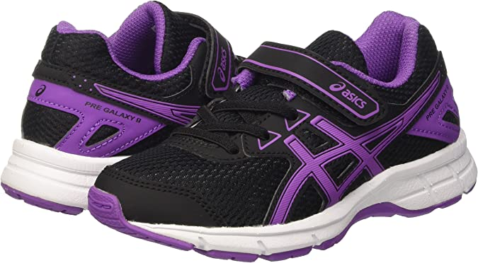 Asics Pre Galaxy 9 PS, Zapatillas Walking Baby Unisex - Niños 0-24 Negro Size: 27 EU: Amazon.es: Zapatos y complementos
