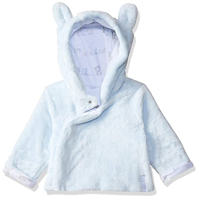 a37326c4d Mothercare Baby Boys  Jacket (QD710-1 Blue Newborn)  Amazon.in ...