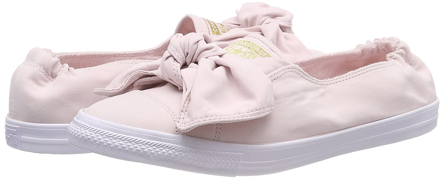 c647c17e0bfc35 Converse Women s CTAS Knot Barely Rose Slip on Trainers