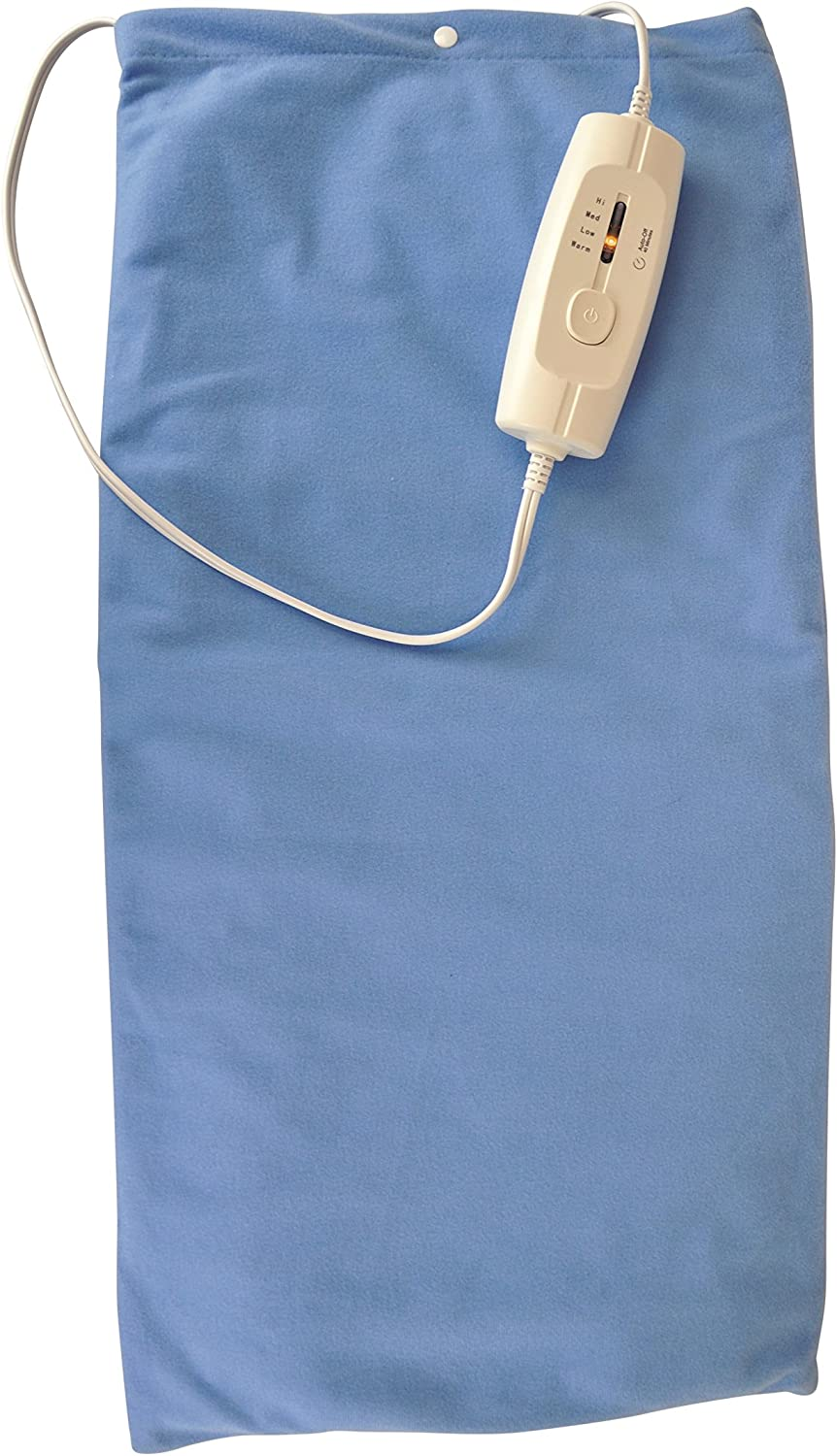 """Dry Heating Pad Full Body - King Size- 4 Setting Push Button with Auto Off Function - 12"""" x 25"""""""