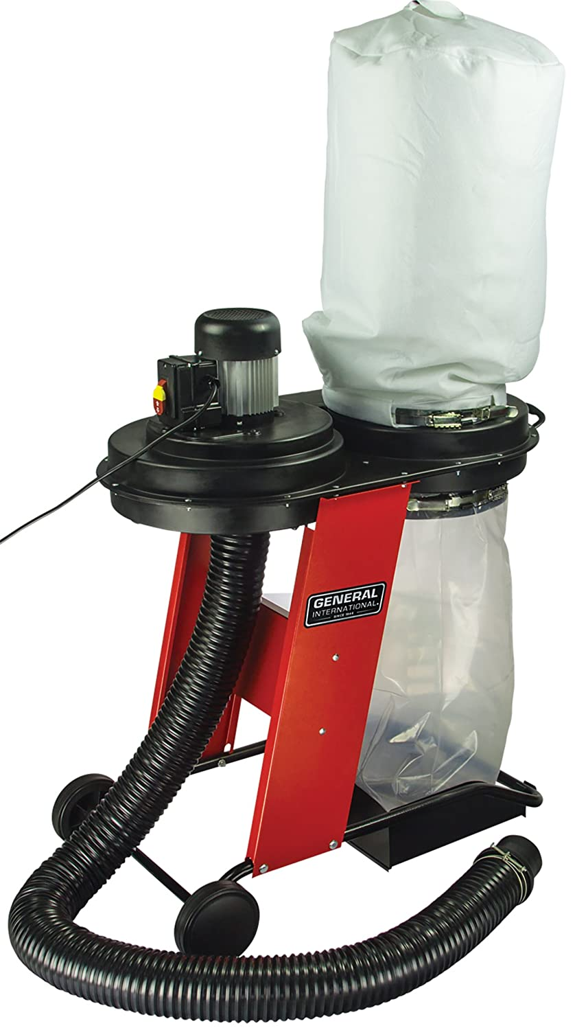 General Intl. Power Products BT8010 550W Dust Collector