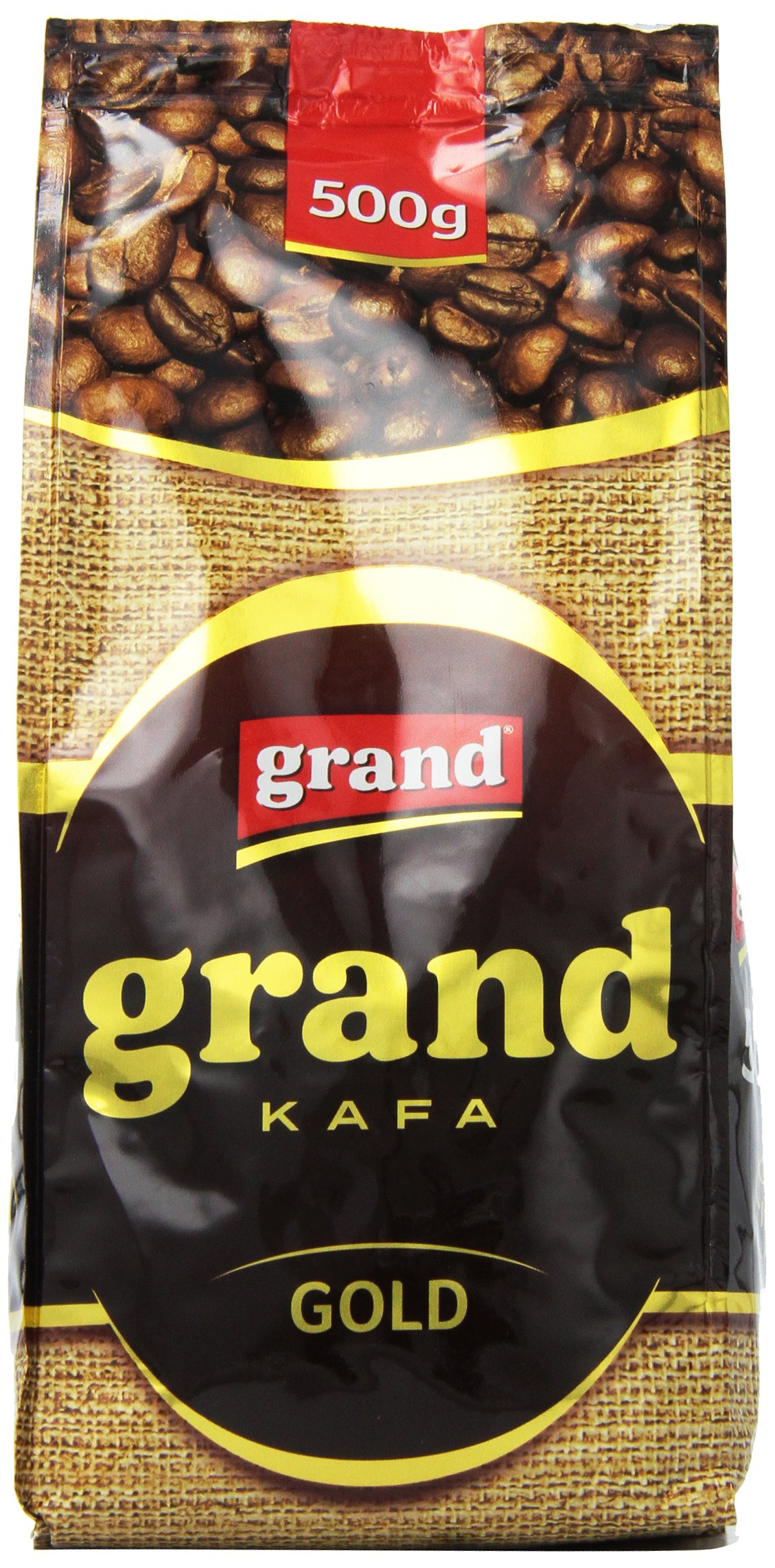 Grand Ground Coffee, Gold, 17.5 Ounce