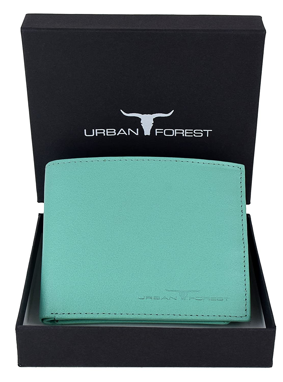 Urban Forest Utah Mens Leather Wallet Men's Wallets
