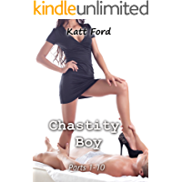 Chastity Boy: Parts 1-10 (English Edition)