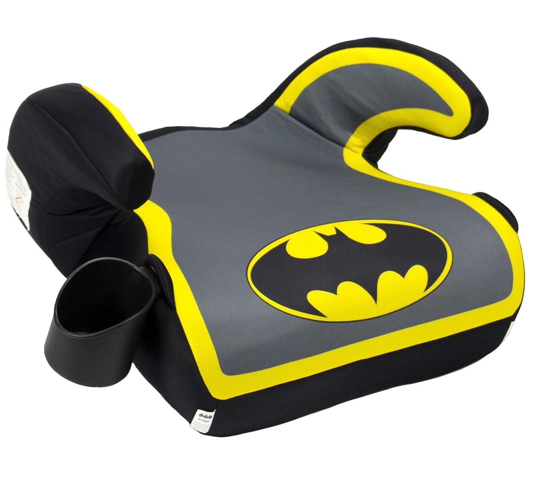 KidsEmbrace DC Comics Batman Backless Booster Car Seat 4801BATCAN