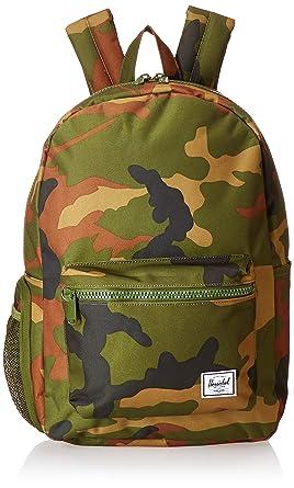 0aa21d0f0a79 Amazon.com  Herschel Settlement Sprout Weekender Bag Woodland Camo One Size