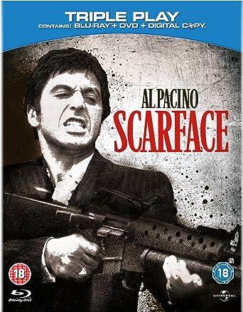 scarface 1983 blu-ray 1080p movies