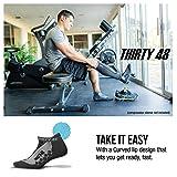 Thirty 48 Running Socks for Men and Women -CoolMax