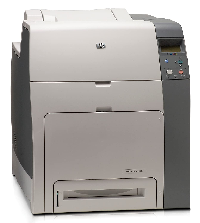 Amazon.com: Hewlett Packard Refurbish Color Laserjet 4700DN Printer  (Q7493A): Electronics