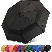 Fidus Automatic Double Canopy Vented Umbrella (Several Colors)