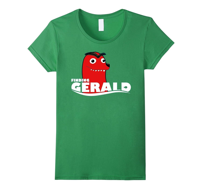 Finding Gerald T shirt