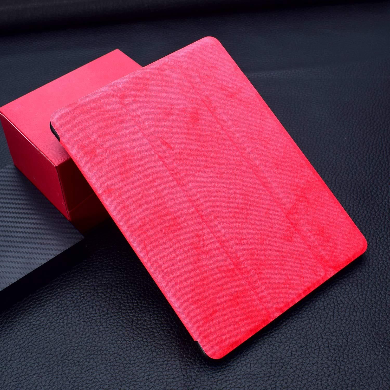 Auto Schlaf//Aufwach 7.9 Inch Tablet, Model-A2133//A2124//A2126//A2125 GoYi H/ülle iPad Mini 5 2019 Trifold Stand -Blau Stifthalter Klapph/ülle PU Leder Bereift Schutzh/ülle Ultrad/ünne Leicht
