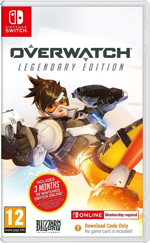 Overwatch Legendary Edition - Nintendo Switch [Importación inglesa]: Amazon.es: Videojuegos
