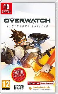 Overwatch - Legendary Edition (Este juego contiene código de descarga para contenido digital): Amazon.es: Videojuegos