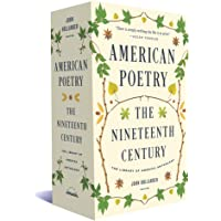 American Poetry: The Nineteenth Century: A Library of America Boxed Set