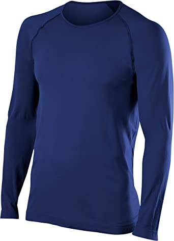 Multiple Colours trekking running: thermal 1 Piece FALKE Mens Warm Comfort Fit Short Sleeve Base Layer Top quick dry Sizes S-XXL breathable Sports Performance Fabric For hiking