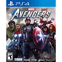 Deals on Marvels Avengers for PlayStation 4