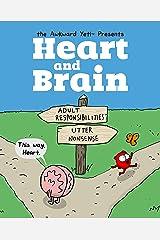 Heart and Brain: An Awkward Yeti Collection Kindle Edition
