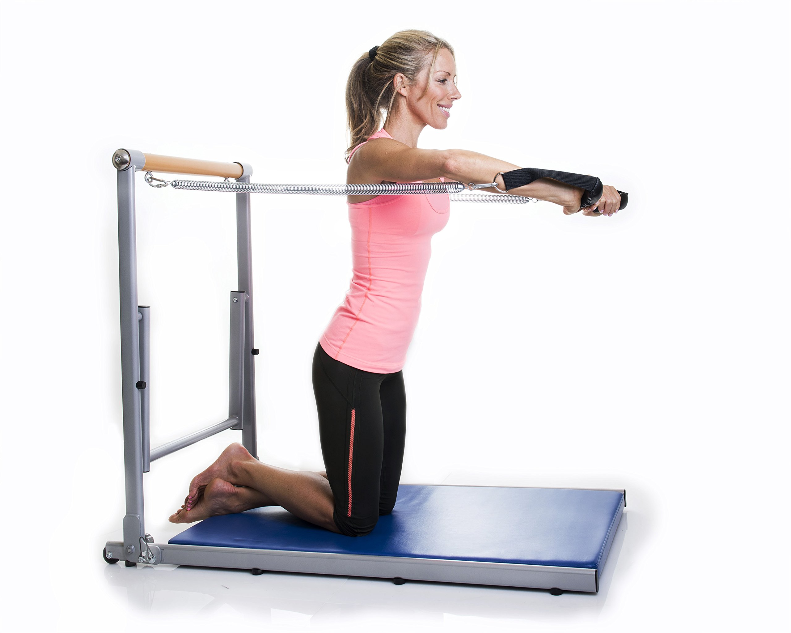 Beverely Hills Fitness Supreme Pilates Toning Tower With Ballet Barre Deluxe Package By