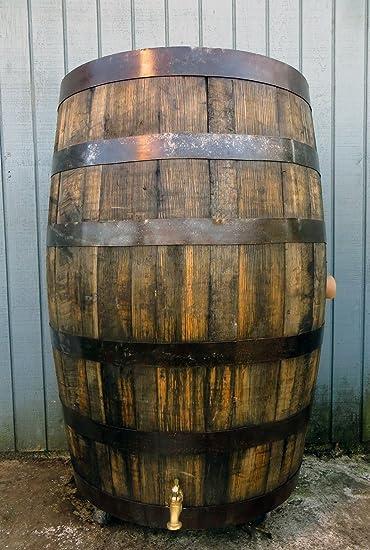 rain barrel 27quot - Decorative Rain Barrels