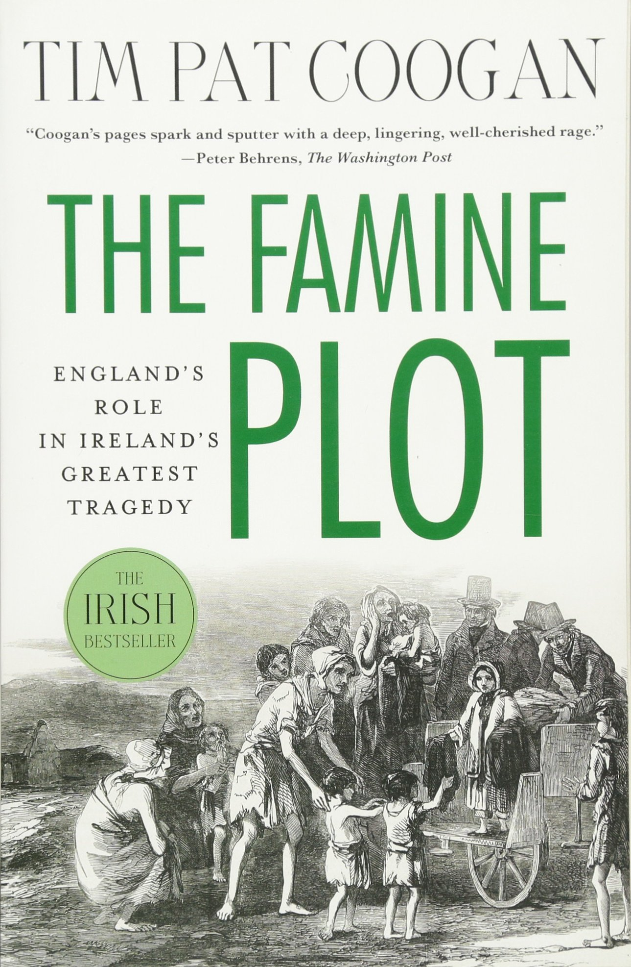 the irish potato famine should be considered a genocide Peter berresford ellis asks whether the spate of 'famines' which afflicted ireland during the 18th and 19th centuries were caused by acts of god, over- reliance on the potato, or were due to english colonial mismanagement what most british histories call 'the irish potato famine' occurred during.