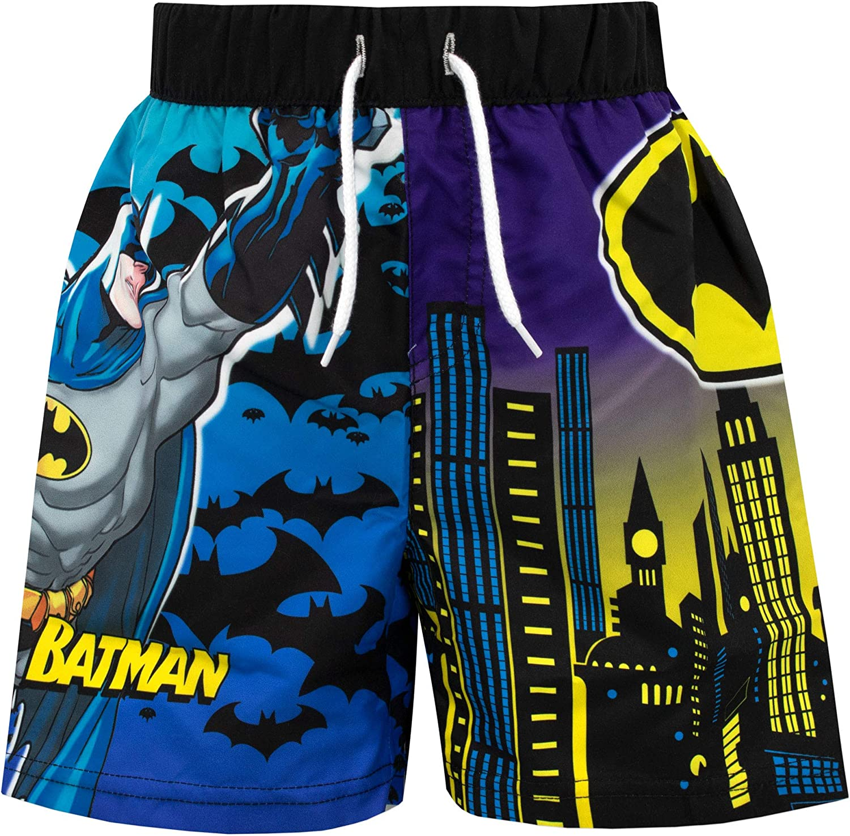 Batman Gar/çon DC Comic Shorts de Bain