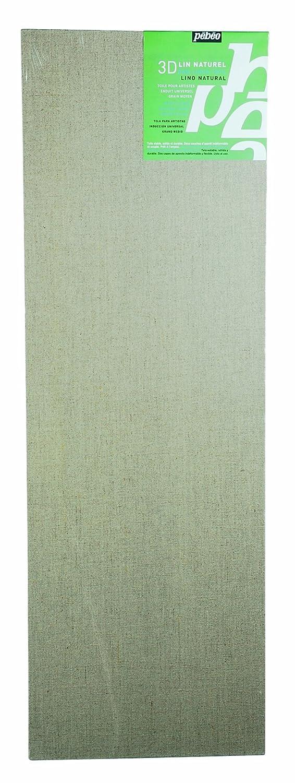 Pebeo - Tela di lino 25 x 75 cm 795510