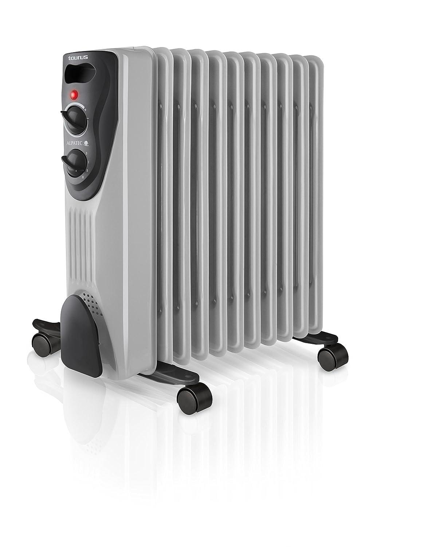 Taurus 935.015 Dakar-Radiador de Aceite (2000 W, termostato Ajustable, 3 Posiciones): Amazon.es: Hogar