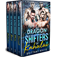 Dragon Shifters of Kahului: A Dragon Shifter Boxset (English Edition)