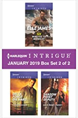Harlequin Intrigue January 2019 - Box Set 2 of 2: An Anthology Kindle Edition