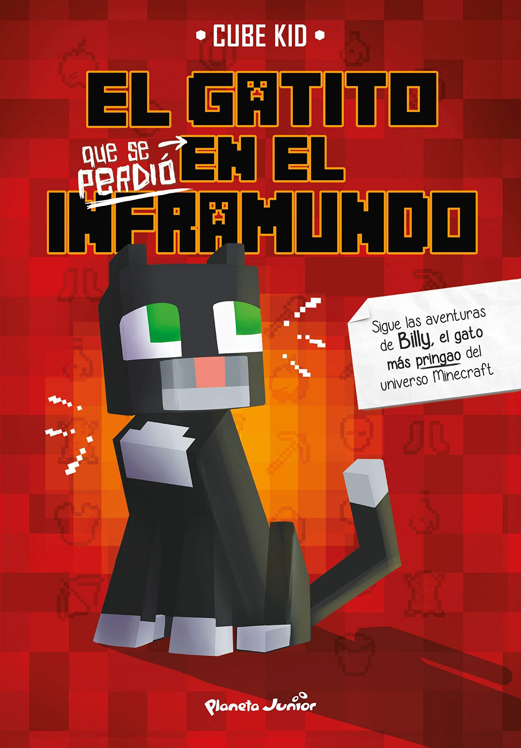 Libros de minecraft