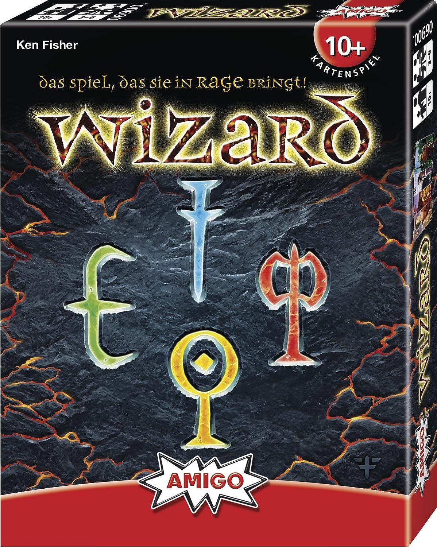 Amigo 6900 - Wizard, Kartenspiel: Amazon.de: Spielzeug