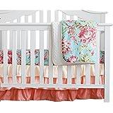 Amazon Com Cotton Tale Designs Lizzie 4 Piece Crib