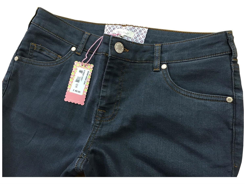 5e88235044690 BNWT Sz 8 White Stuff  SREET GREY  Soft Cotton Stretch Skinny Jeans  Jeggings Womens Ladies  Amazon.co.uk  Clothing